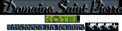 Domaine Saint Pierre Hôtel-Résidence de tourisme 4 étoiles